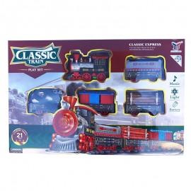 Set tren - 4 vagoane