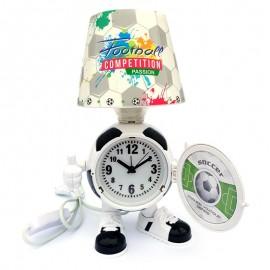 Veioza minge cu ceas