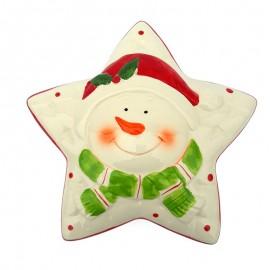Cutie ceramica - stea