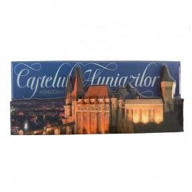 Magnet lemn - Castelul Corvinilor
