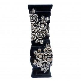 Vaza - gravura trandafiri