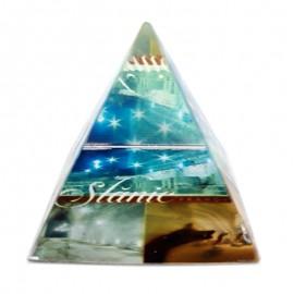Piramida Slanic Prahova (4 cm)