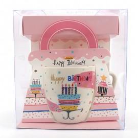 Cana Happy Birthday - ambalaj geanta