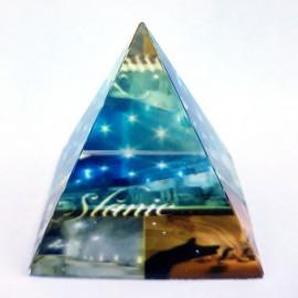 Piramida sticla - Slanic Prahova