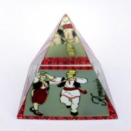 Piramida - tarani (5 cm)