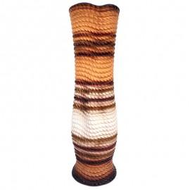 Vaza ceramica impletita (60 cm)