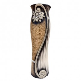 Vaza ceramica - flori mari (60 cm)
