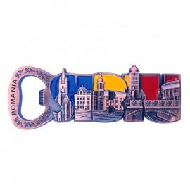 Magnet desfacator sticle - Sibiu