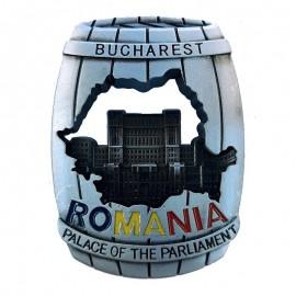 Magnet butoi - Bucuresti