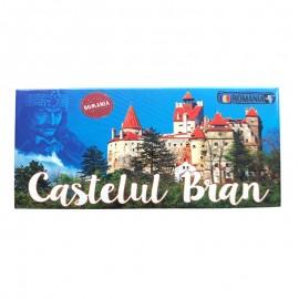 Magnet placuta - Castelul Bran