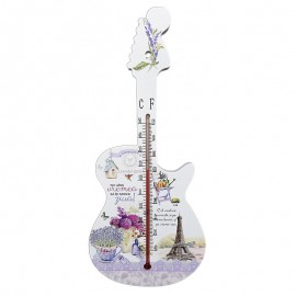 Termometru de camera - chitara