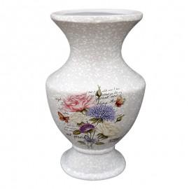 Vaza clepsidra - model floral