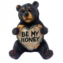 Urs decorativ rasina - Be My Honey