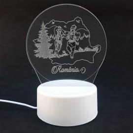 Veioza USB - Romania