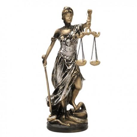Statuia Justitiei (28 cm)