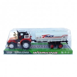 Tractor cu cisterna