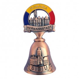 Magnet clopotel - Sibiu