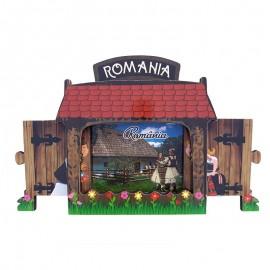 Magnet portita - Romania