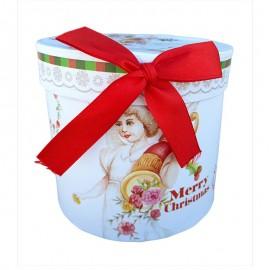 Cana cu lingurita - Merry Christmas