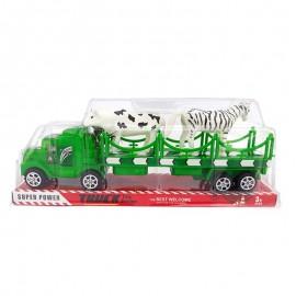 Camion cu 2 animale