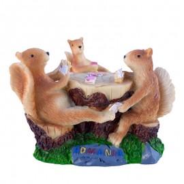 Pusculita rasina - veverite