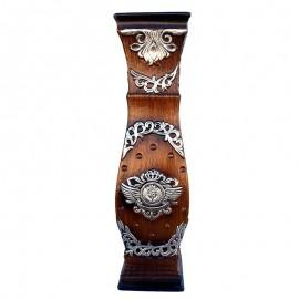Vaza ceramica - frunze