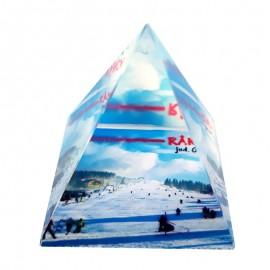 Piramida sticla - Ranca