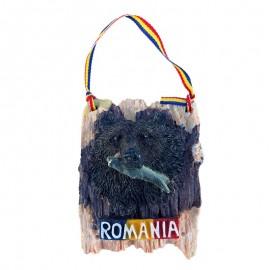 Decoratiune urs - Romania
