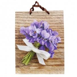 Punga cadou - flori buchet (40 cm)