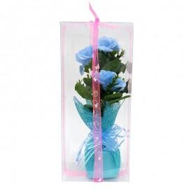 Aranjament trandafiri artificiali