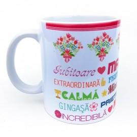 Cana ceramica - mama