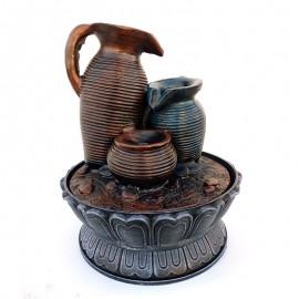 Fantana rasina - 3 vase