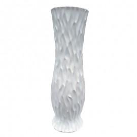 Vaza ceramica - gravuri (50 cm)