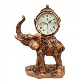 Elefant cu ceas