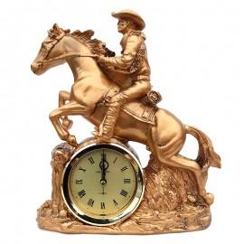 Cal si calaret cu ceas