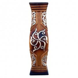 Vaza cu model floral (60 cm)
