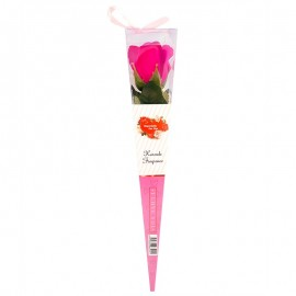Trandafir din sapun