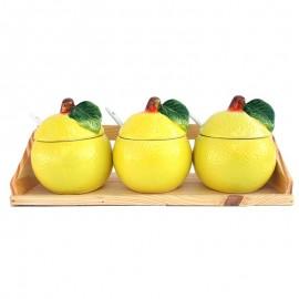 Oliviera 3 piese - fructe