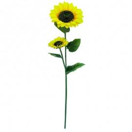 Floarea soarelui decorativa - fir 2 flori