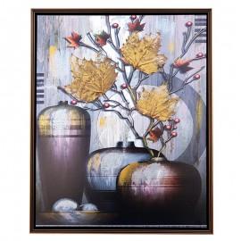 Tablou panza - natura moarta (53 cm)
