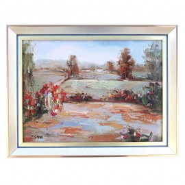 Tablou cu peisaje (59 cm)