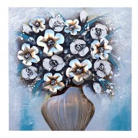 Tablou flori tabla (80 cm)