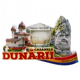 Magnet rasina - Cazanele Dunarii