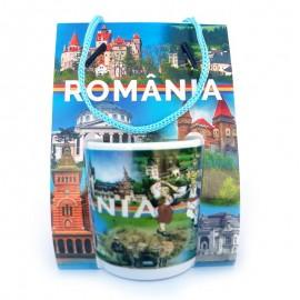 Cana ceramica - Romania