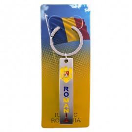 Breloc stema - Romania