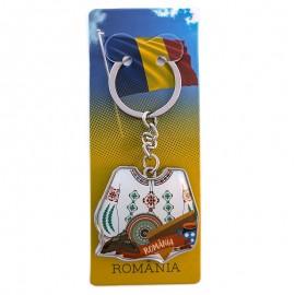 Breloc ie - Romania