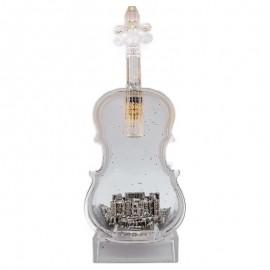 Vioara plastic - Palatul Parlamentului