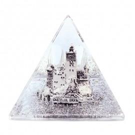 Piramida - Castelul Bran