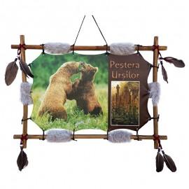 Tablou lemn - Pestera Ursilor