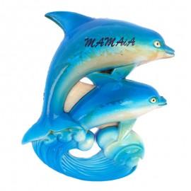 Magnet 2 delfini - Mamaia